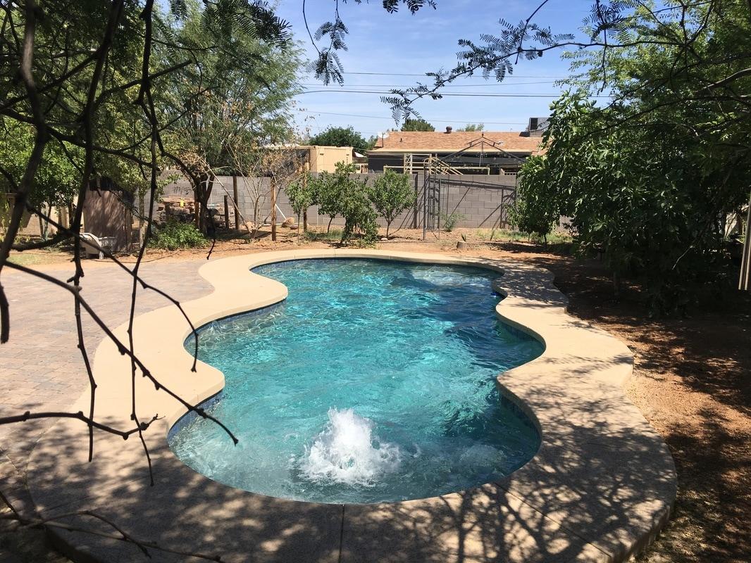 POOL SHAPES Desert Soul Landesign Pools Landscape