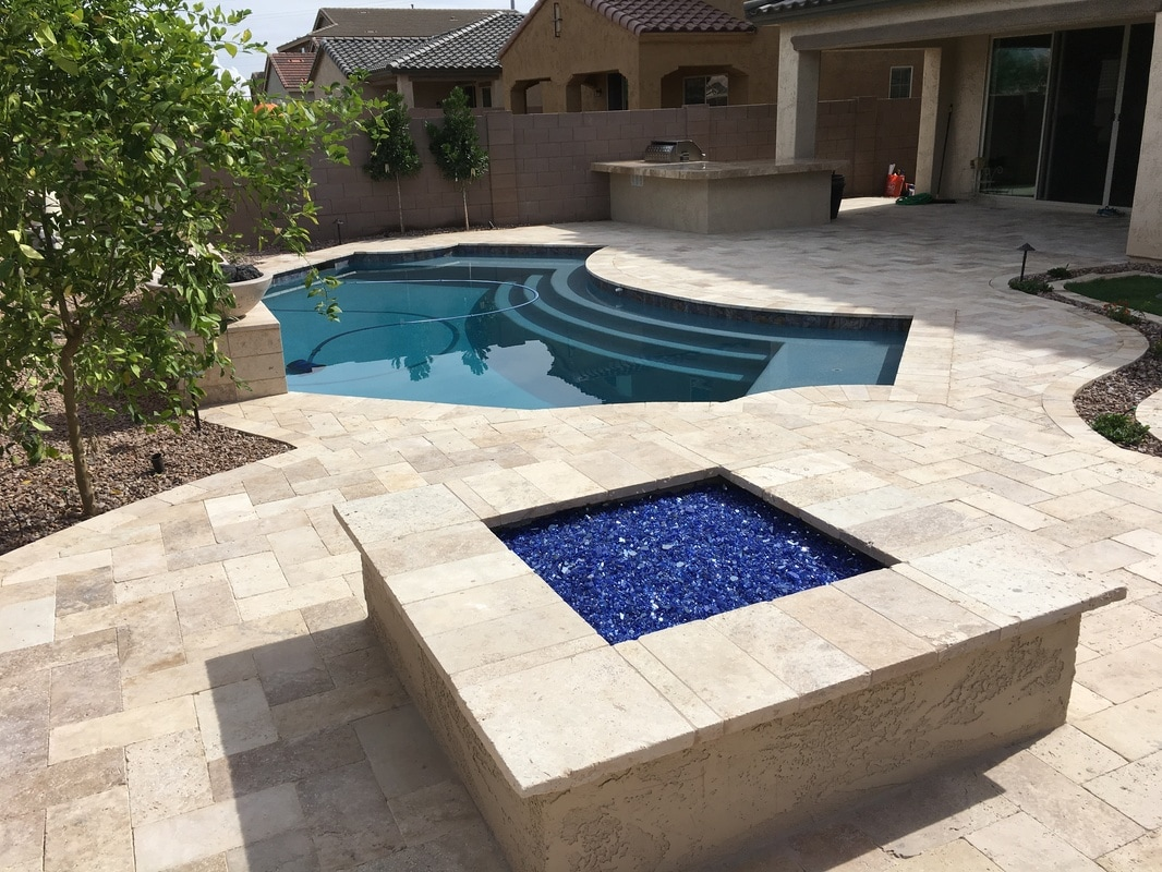 Appealing Swimming Pool Builders Queen Creek Az Pictures Simple Design Home