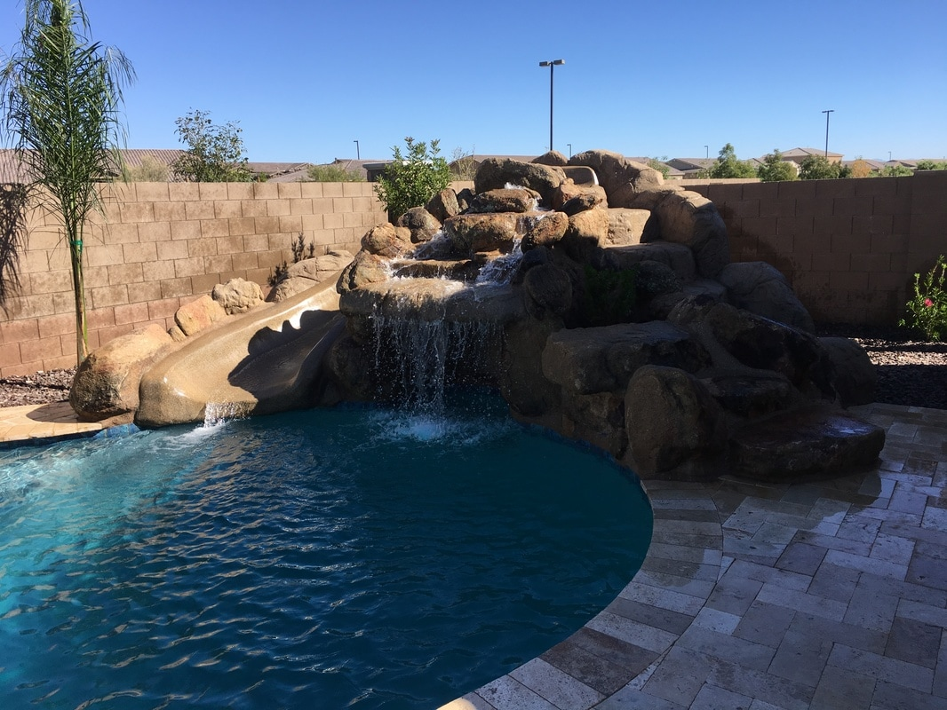 ... ALL OVER GILBERT ARIZONA, QUEEN CREEK ARIZONA, CHANDLER ARIZONA, SAN  TAN VALLEY ARIZONA, SWIMMING POOL CONTRACTOR, POOL COMPANY, POOL COMPANIES,  GROTTO, ...