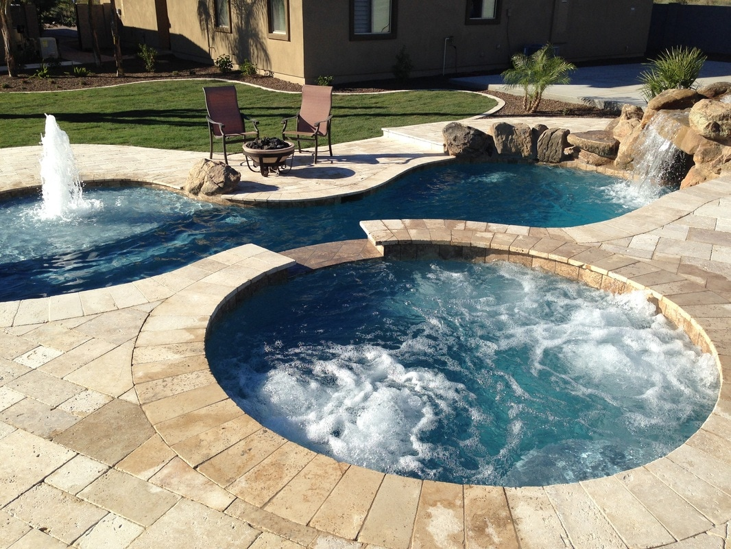 Spas for Pool builders queen creek az