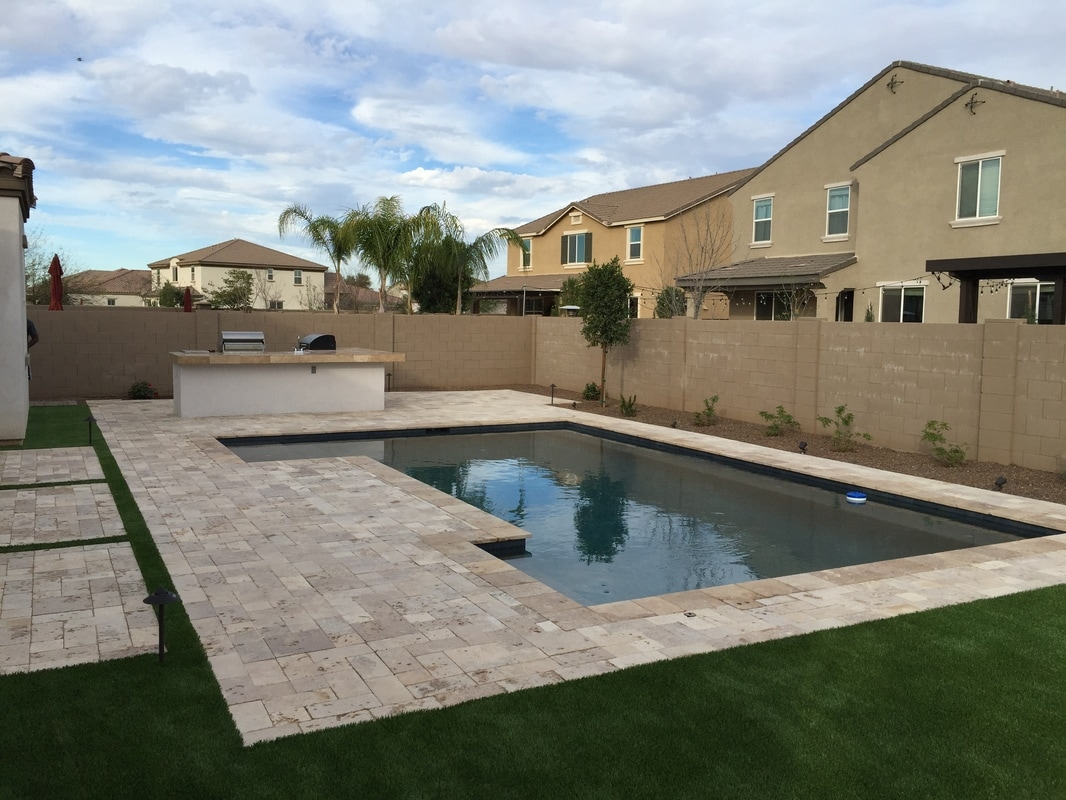 SUPER SHEEN PLASTER Desert Soul Landesign Pools Landscape