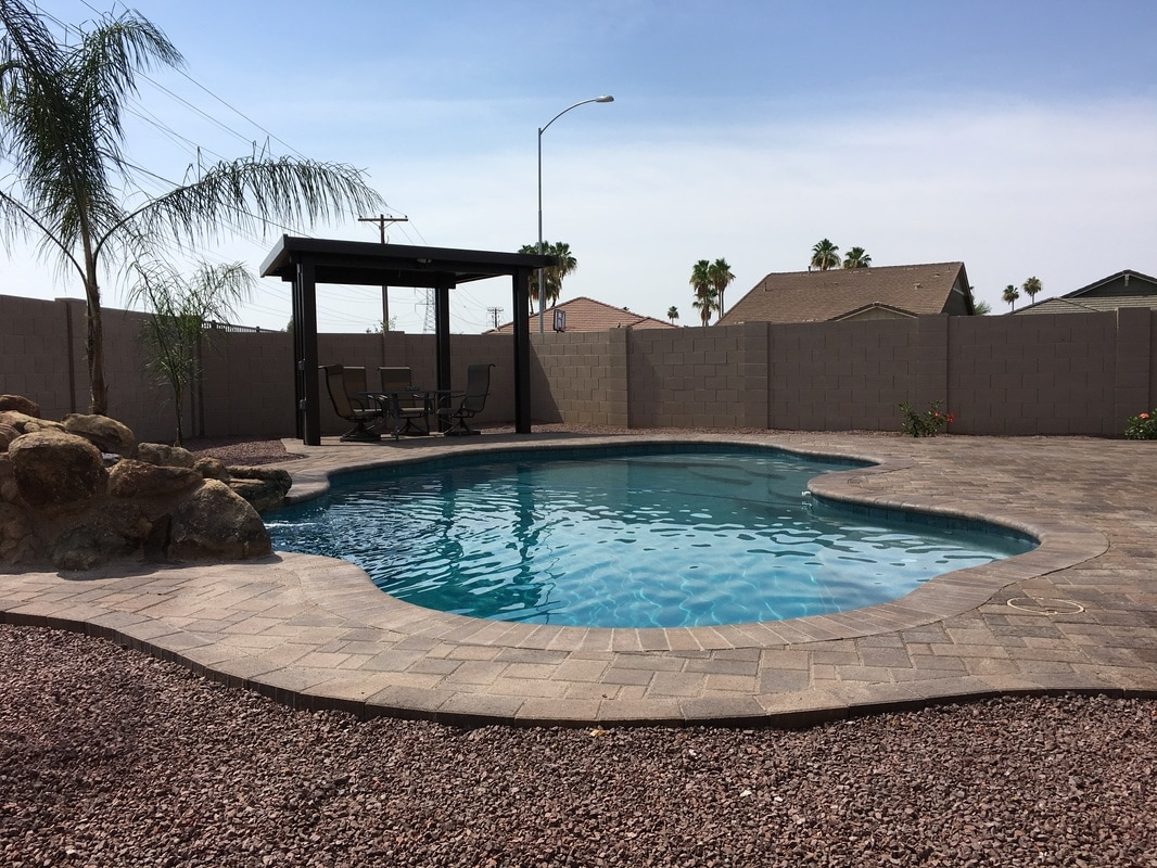 Pavers for Pool builders in az